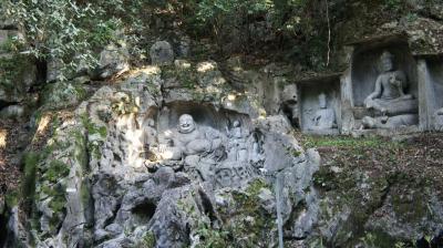 中国・浙江省の旅 杭州その1 霊隠寺