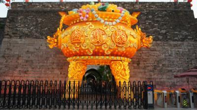 中国・江蘇省の旅 南京その1 孔子廟と中華門