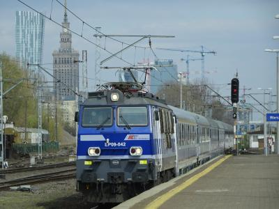 東欧鉄道の旅 その8(ウクライナからポーランドへ、鉄道博物館とショパンのワルシャワ)