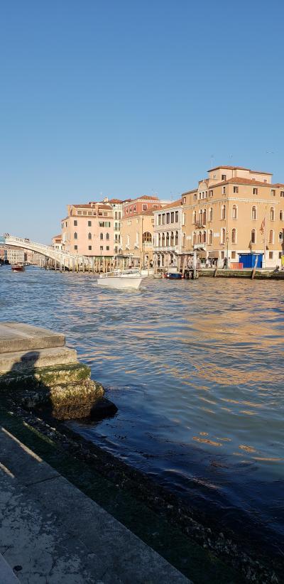 水の都のベネチア