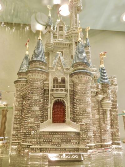 2019 JALプレエコでひとりパリ&パリディズニー3泊5日♪ Day3 ディズニーランド・パリ☆彡