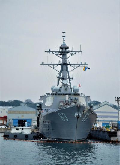 横須賀、軍艦ストーリー