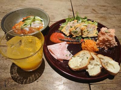 東京美味しいもの探しの旅-2018winter-(JR中央線立川駅編)