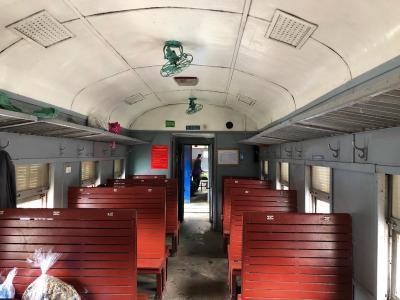 ベトナムのローカル線に乗る 2日目 ハイフォン~ハロン(バイチャイ)~ハノイ