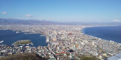 平成最後のGW前半、小二と行く函館日帰り旅。