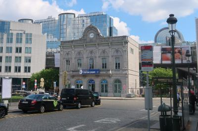 GWのベルギー旅行:2