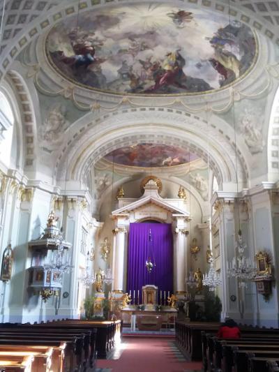 2度目のウィーン! Ⅴ.ウィーン最終日/ローデン・プランクル(Loden Plankl)&リヒテンタール教会など