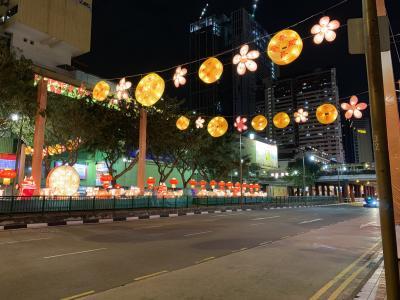 シンガポールの家族旅行~到着、ホテル、チャイナタウン編~