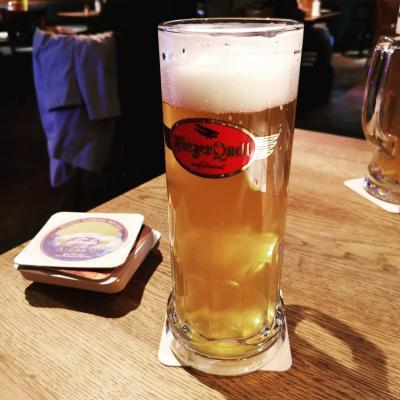 2019GW① ドイツ ミュンヘン 世界で唯一空港に醸造所があるビールの国