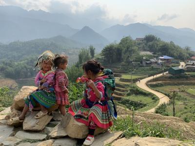 5回目のベトナムーサパ GW母と2人旅
