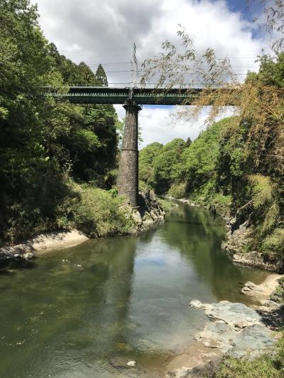 愛知県の城跡巡り:長篠城跡、難攻不落の長篠城の攻防を歩く