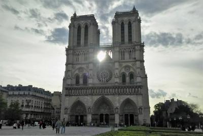 初めてのパリはこれからの旅の始まり。