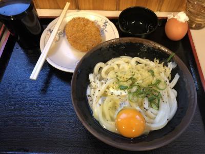 讃岐うどんを食べに香川へ&小豆島①