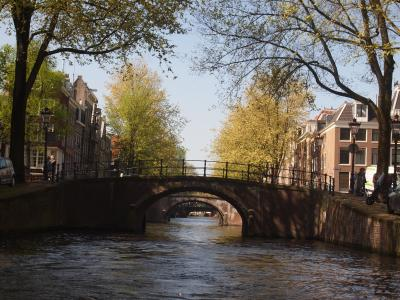 春のオランダ・ベルギー旅行6日間 1~2日目 アムステルダム