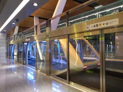 ハマド国際空港トランジットエリア SHOPめぐり