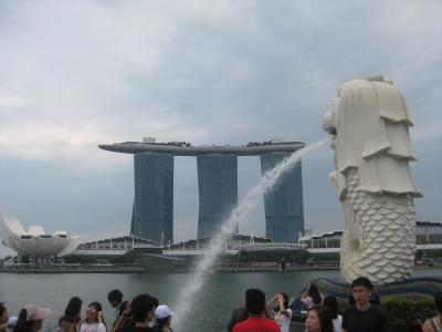 2018秋 久々のシンガポールは0泊3日の弾丸ツアー