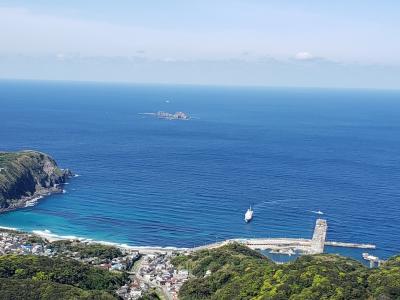 2019年GW 神津島の天上山~大島の三原山①