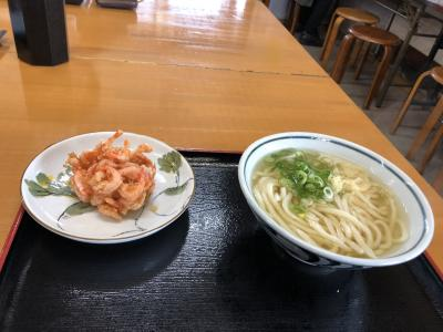 讃岐うどんを食べに香川へ&小豆島③