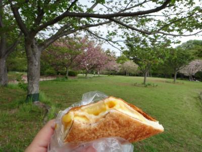 晴れた日はパンを買いに2019春-<6>明石『阪急ベーカリー』&明石公園
