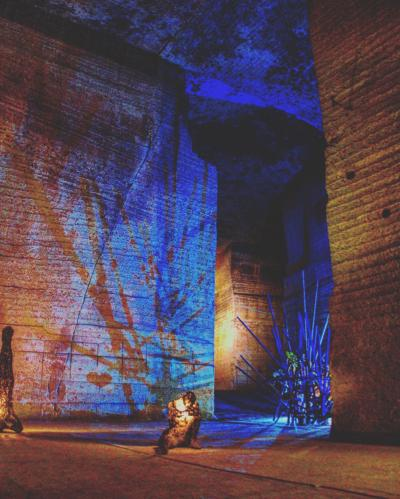 ブララブコー 「平成最後の旅行記は神秘的な巨大地下空間~大谷資料館&宇都宮動物園~」