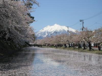 2019GW 東北・北海道旅行記 4.弘前城
