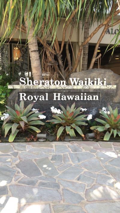 弾丸ハワイ・ホノルル旅2-Sheraton Waikiki Hotel 2239号室編