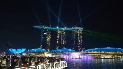 2018晩秋 初めてのハプニングの末、シンガポールで目標達成!1