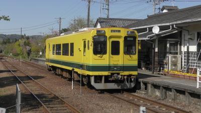 母と行くいすみ鉄道の旅(その2)