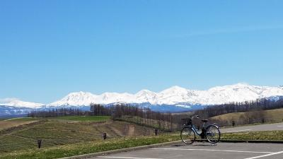 山ばっかり見ていました。待ちに待った晴天❗