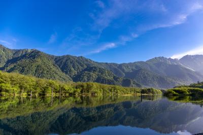 上高地/白骨/乗鞍ぐるり旅【1】~日本屈指の山岳景勝地~上高地【前編】