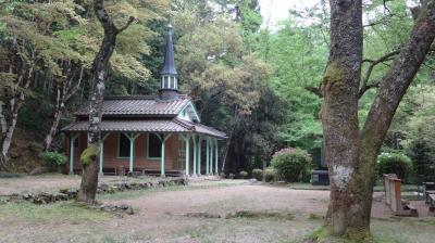 津和野といえば乙女峠のマリア聖堂