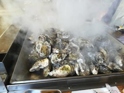 日本三景 松島で牡蠣食べまくりの旅