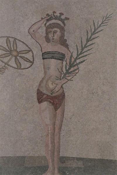 2019 文明の十字路シチリア島周遊の旅 10日間 (4) ピアッツア・アルメリーナ