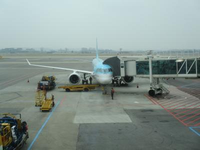 Flight KE1605