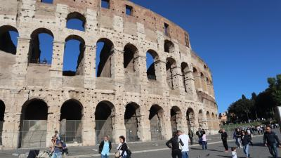 フライングGW !ロンドン&イタリアの旅。1日半で王道観光コースを駆け抜けたローマ編。