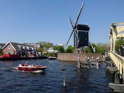 2019春の思い出! ブリュッセル~アムステルダム ⑧ライデン街歩き