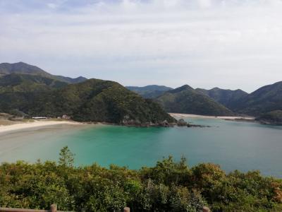 世界遺産に認定された五島列島・福江島へ ①