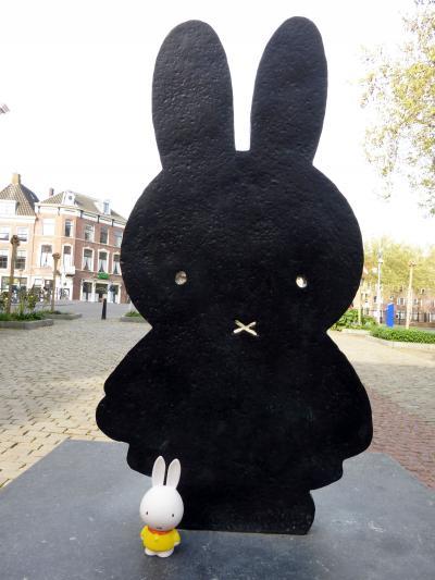 2019春の思い出! ブリュッセル~アムステルダム ⑩アムステルダム発ミッフィーの故郷へ
