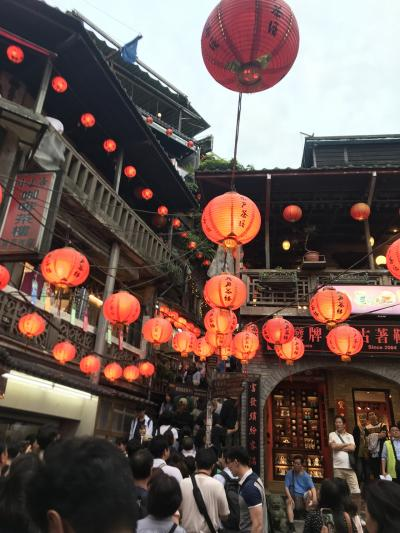 はじめての台湾。平成ラストツアー。