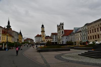 スロバキア旅行-2:Bビストリツァとジリナ