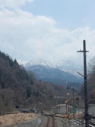 北海道&東日本パス 大糸線でゆく北陸旅