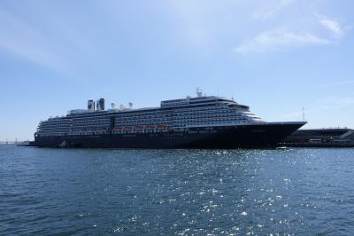 豪華客船 Westerdam & Queen Elizabeth