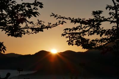 絶景台湾4日間 3日目阿里山御来光観賞