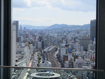 2019年GW 山陰あたりの旅 第1日 神戸