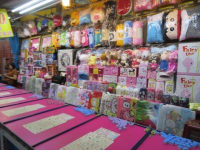 台湾 「行った所・見た所」 高雄の自由黄昏市場を見てから瑞豊夜市へ