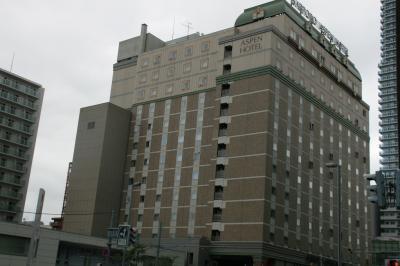 過去に札幌のホテルのスイートルームに泊まった話