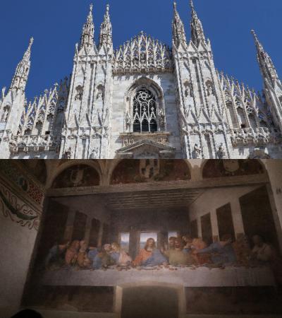 フライングGW!ロンドン&イタリアの旅。歴史と芸術とファッションとグルメと音楽。ミラノ編。
