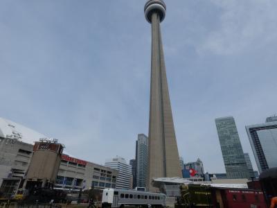 カナダ トロント CNタワー (CN Tower, Toronto, Canada)