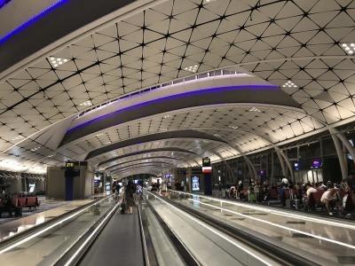 【プーケット旅行】香港空港乗り継ぎ。香港航空→香港エクスプレス