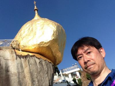 東南アジア2019 ⑤ ゴールデンロック(チャイティーヨー・パヤー)へ行ってきました!